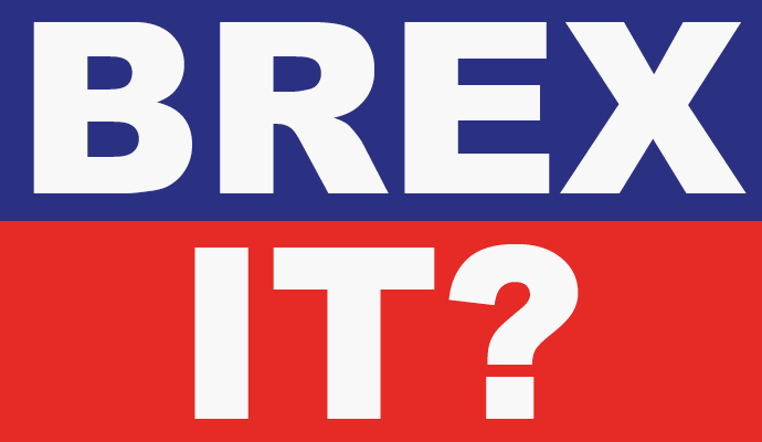 BREXIT! And now?